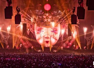 Qlimax Stage 2018